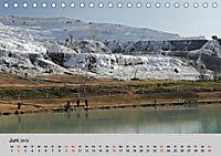 Heilige Stadt und heisse Quellen - Hierapolis und Pamukkale (Tischkalender 2019 DIN A5 quer) - Produktdetailbild 6
