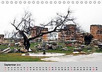 Heilige Stadt und heisse Quellen - Hierapolis und Pamukkale (Tischkalender 2019 DIN A5 quer) - Produktdetailbild 9