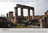 Heilige Stadt und heisse Quellen - Hierapolis und Pamukkale (Tischkalender 2019 DIN A5 quer) - Produktdetailbild 11