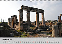 Heilige Stadt und heiße Quellen - Hierapolis und Pamukkale (Wandkalender 2019 DIN A3 quer) - Produktdetailbild 11