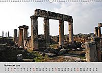 Heilige Stadt und heisse Quellen - Hierapolis und Pamukkale (Wandkalender 2019 DIN A3 quer) - Produktdetailbild 11