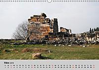 Heilige Stadt und heiße Quellen - Hierapolis und Pamukkale (Wandkalender 2019 DIN A3 quer) - Produktdetailbild 3