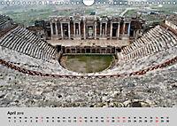 Heilige Stadt und heiße Quellen - Hierapolis und Pamukkale (Wandkalender 2019 DIN A4 quer) - Produktdetailbild 4