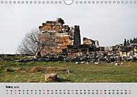 Heilige Stadt und heiße Quellen - Hierapolis und Pamukkale (Wandkalender 2019 DIN A4 quer) - Produktdetailbild 3