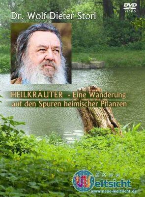 HEILKRÄUTER - Eine Wanderung auf den Spuren heimischer Pflanzen - DVD, Wolf Dieter Storl
