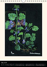 Heilkräuter in Pastell (Wandkalender 2019 DIN A4 hoch) - Produktdetailbild 3