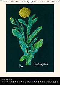 Heilkräuter in Pastell (Wandkalender 2019 DIN A4 hoch) - Produktdetailbild 11