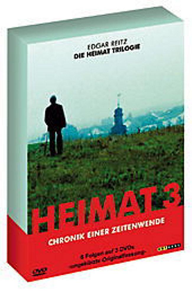 Heimat 3 Chronik Einer Zeitwende Dvd Bei Weltbildde Bestellen