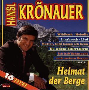 Heimat der Berge, Hansl Krönauer