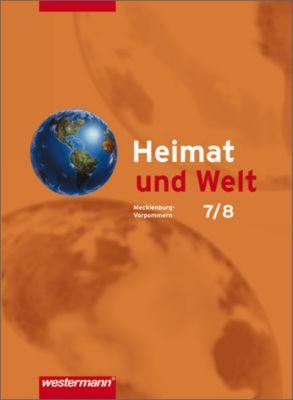 Heimat und Welt, Ausgabe 2008 für Mecklenburg-Vorpommern: Klasse 7/8, Schülerband