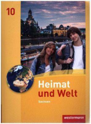 Heimat und Welt, Ausgabe 2011 Sachsen: 10. Schuljahr, Schülerband