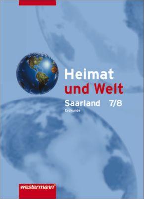 Heimat und Welt, Erweiterte Realschule Saarland (2007): 7./8. Schuljahr, Erdkunde