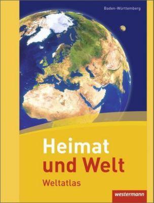 Heimat und Welt, Weltatlas (2011): Ausgabe Baden-Württemberg