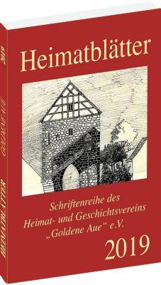Heimatblätter 2019 - Goldene Aue