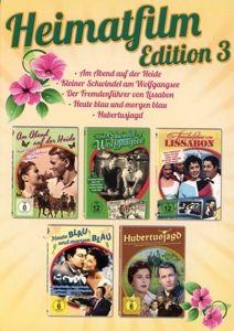 Heimatfilm Edition 3 DVD-Box, Diverse Interpreten