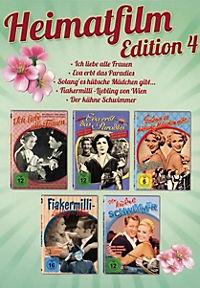 Heimatfilm - Edition 4 DVD-Box - Produktdetailbild 1