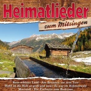 Heimatlieder zum Mitsingen, Various