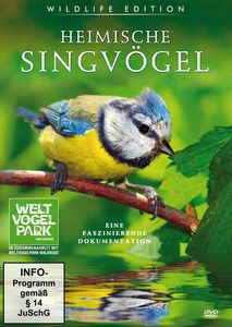 Heimische Singvögel, DVD, Tiere Ganz Nah
