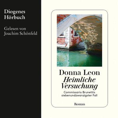 Heimliche Versuchung, Donna Leon
