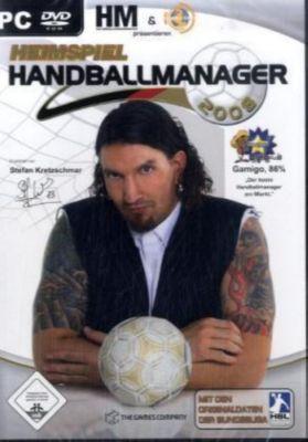 Heimspiel - Handballmanager 2008