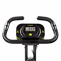 Heimtrainer Fahrrad mit Expanderbändern, klappbar - Produktdetailbild 3