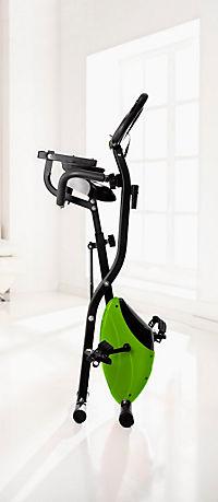 Heimtrainer Fahrrad mit Rückenlehne - Produktdetailbild 1