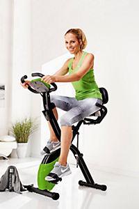 Heimtrainer Fahrrad mit Rückenlehne - Produktdetailbild 3