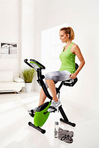 Heimtrainer Fahrrad mit Rückenlehne - Produktdetailbild 4