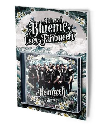 Heimweh - Blueme - Üses Fänbuech (+CD), Heimweh