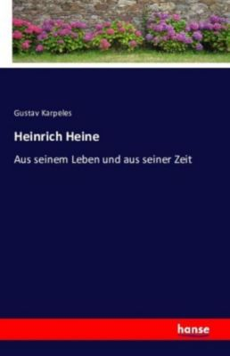 Heinrich Heine - Gustav Karpeles pdf epub