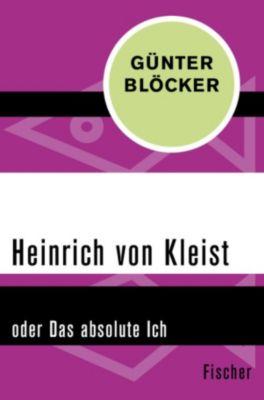 Heinrich von Kleist, Günter Blöcker
