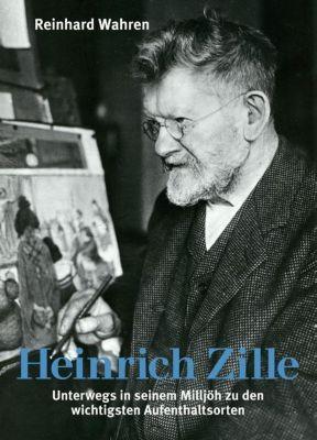 Heinrich Zille - Reinhard Wahren |