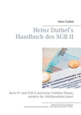 Heinz Duthel's Handbuch des SGB II, Heinz Duthel