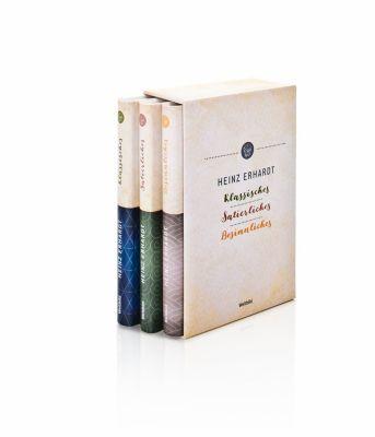 Heinz Erhardt 3er Package - Klassisches, Satierliches, Besinnliches, Heinz Erhardt