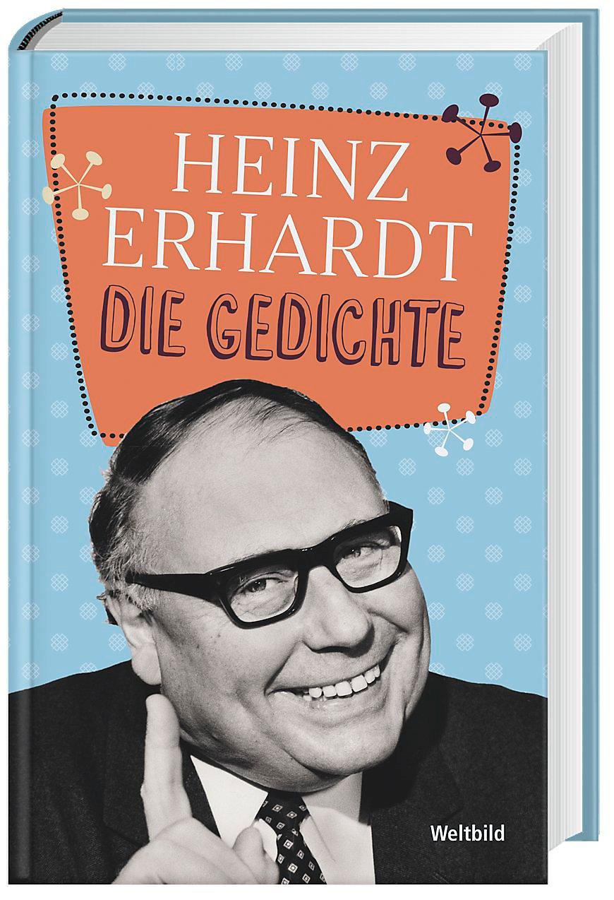 Heinz Erhardt Die Gedichte Buch Als Weltbild Ausgabe Kaufen