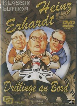 Heinz Erhardt - Drillinge an Bord, Gustav Kampendonk, Lothar Koch