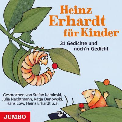 Heinz Erhardt für Kinder, 1 Audio-CD, Heinz Erhardt