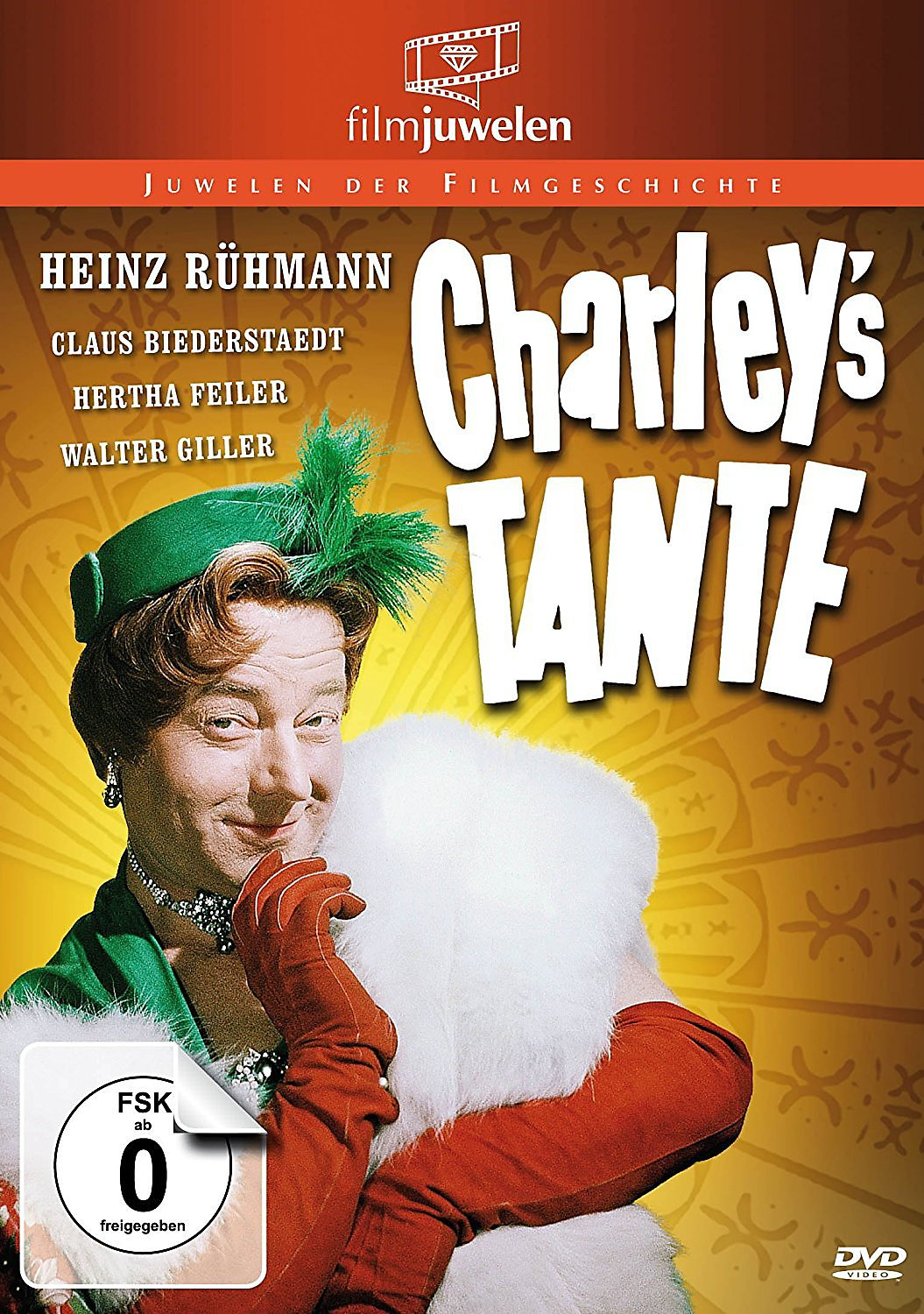 Charlys Tante
