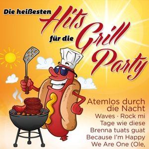 Heisse Hits Für Die Grill Party, Diverse Interpreten