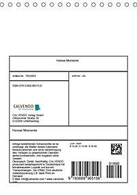 Heisse Momente (Tischkalender 2019 DIN A5 hoch) - Produktdetailbild 13