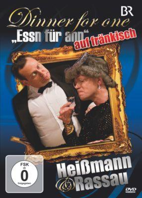 Heißmann & Rassau: Dinner for one - Essen für Ann, Volker Heißmann, Martin Rassau