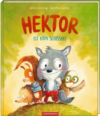 Hektor ist kein Schisser!, Anne Ameling, Günther Jakobs