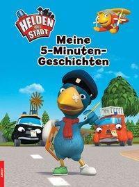 HELDEN DER STADT - Meine 5-Minuten-Geschichten