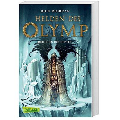 super cute official site best supplier Helden des Olymp Band 2: Der Sohn des Neptun Buch ...