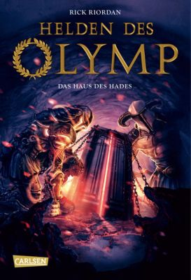 Helden des Olymp Band 4: Das Haus des Hades, Rick Riordan