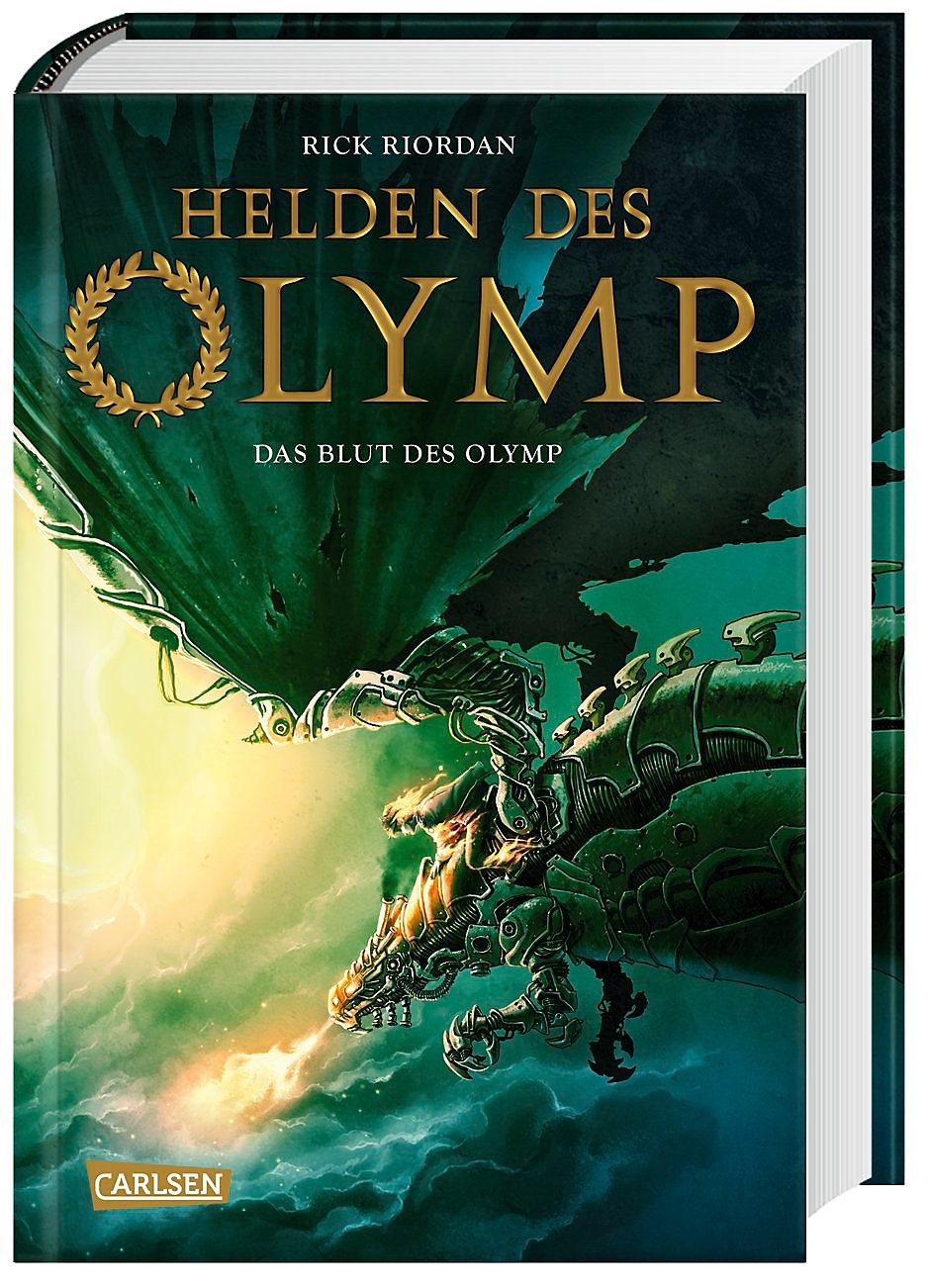 lace up in super quality finest selection Helden des Olymp Band 5: Das Blut des Olymp Buch portofrei