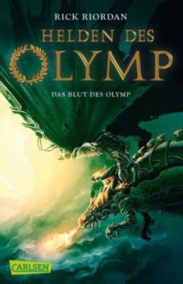Helden des Olymp - Das Blut des Olymp, Rick Riordan