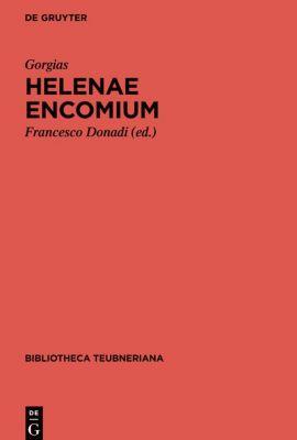 Helenae encomium, Gorgias von Leontinoi