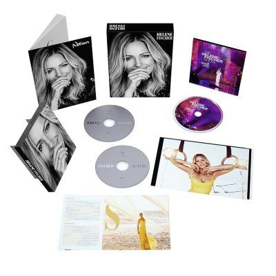 Helene Fischer (Limitierte Fanbox, 3 CDs + Notizbuch + 5 signierte Fotoprints), Helene Fischer