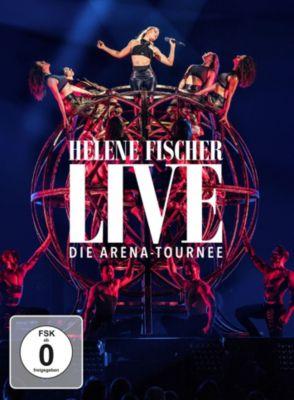 Helene Fischer Live - Die Arena-Tournee (Limited Fan Edition, 2CDs + DVD + Blu-ray), Helene Fischer